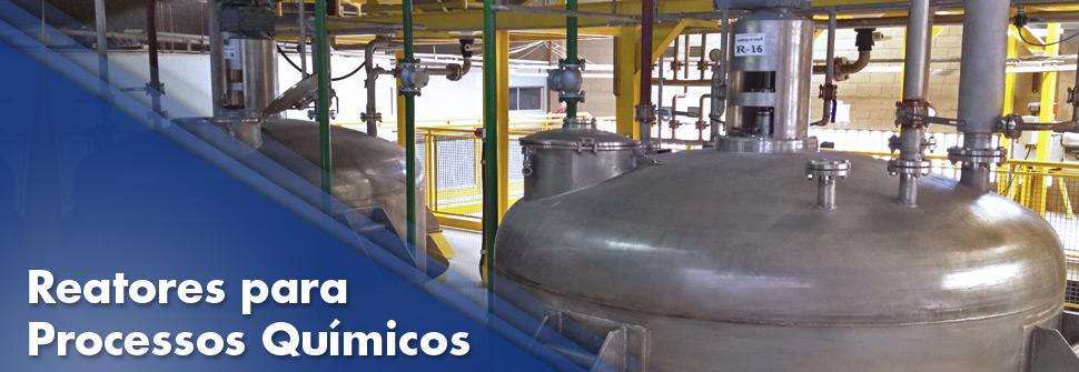 Reatores Processos Químicos
